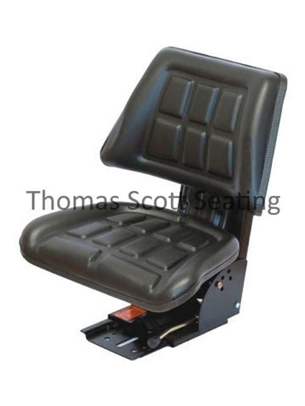Tractor Seat Grammer Ds44 Cushions : Rear suspension seat ds pvc £ vat