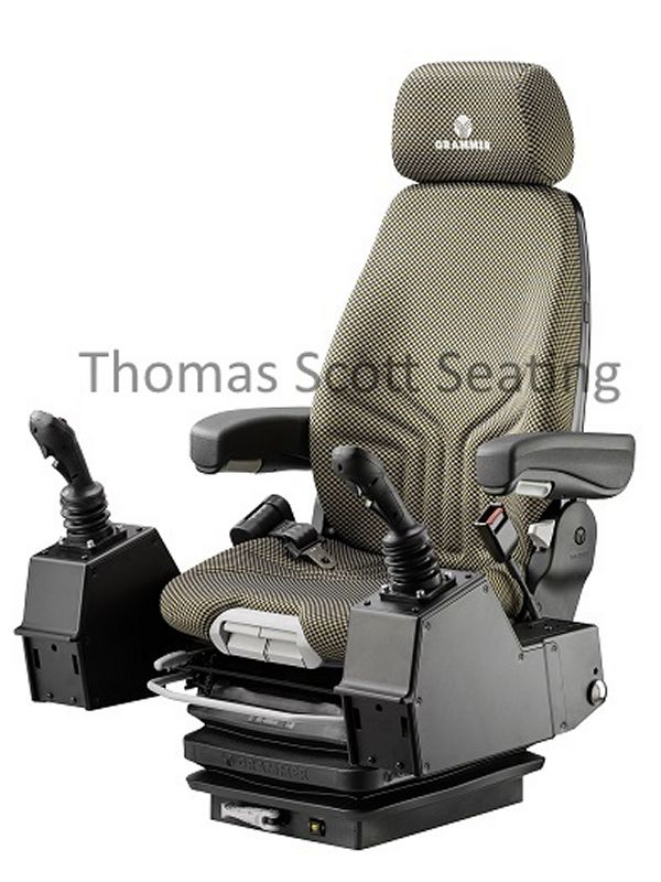 Grammer Crane Seats : Grammer crane seat msg main stockist