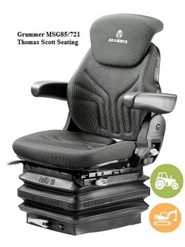 Grammer Crane Seats : Grammer seat armrest parts diagram auto wiring