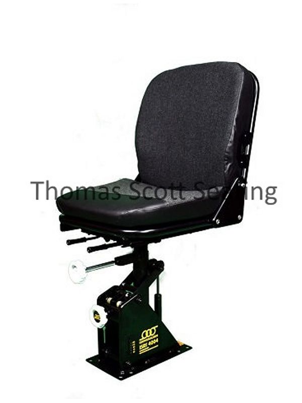 Grammer Crane Seats : Isri crane seat fold up main stockist and great