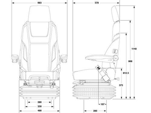 KAB-65-K4-SEAT