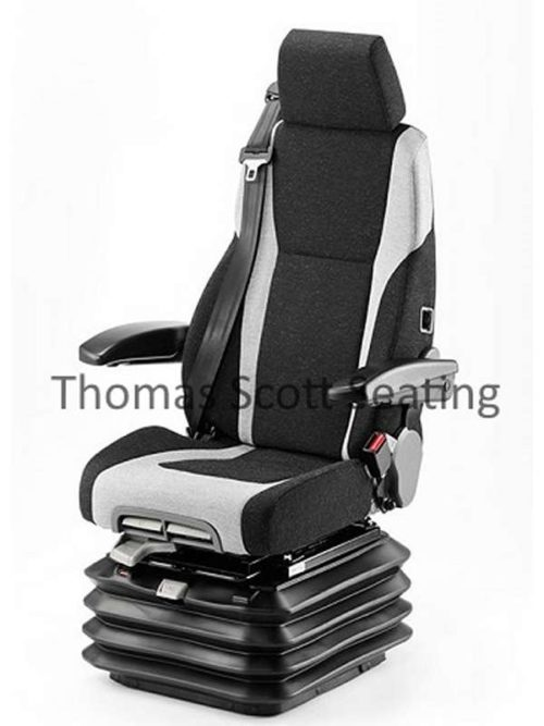 KAB 303 seat low and high back - Range of parts available