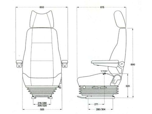 KAB-714-seat