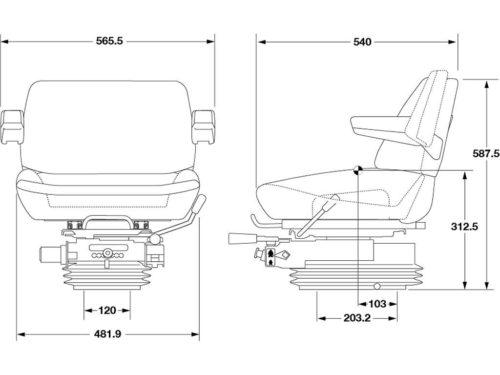 KAB-XH2-U4-SEAT
