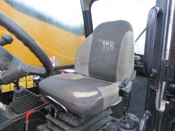 KAB Seat Suspension JCB narrow mechanical