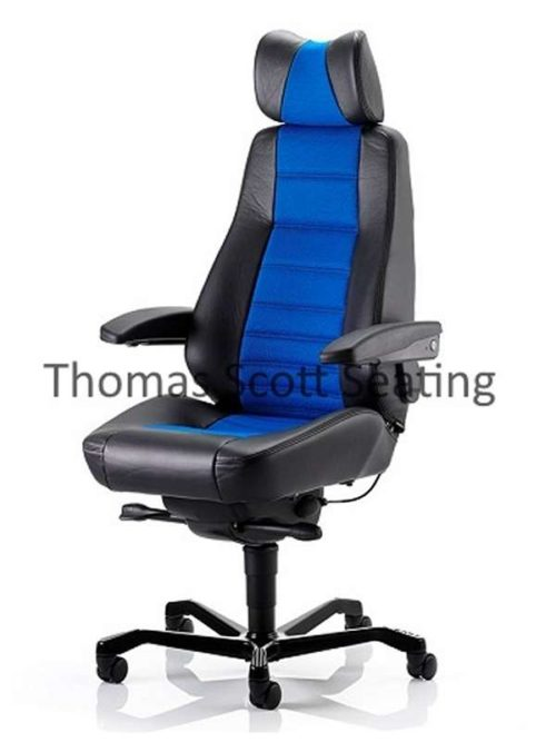 KAB Controller chair 24hr