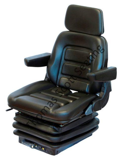 Linde forklift seat DS85