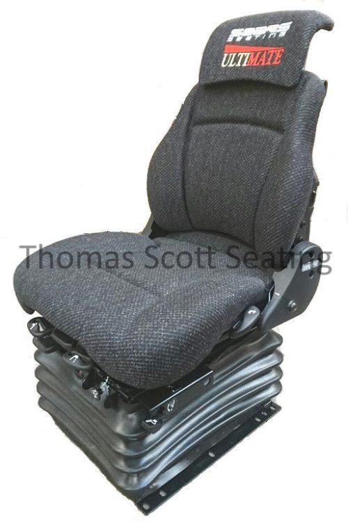 caterpillar seat suspension