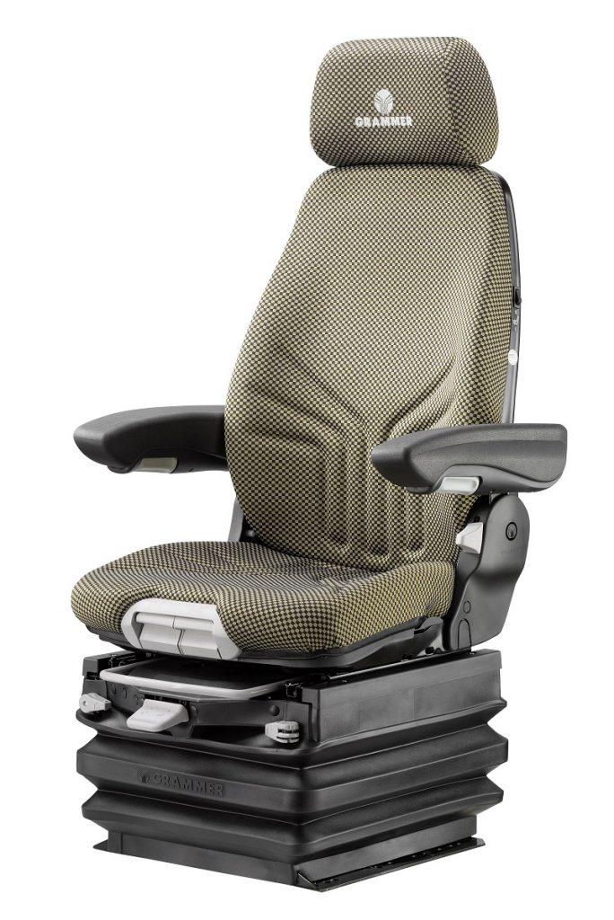 Grammer Crane Seats : Msg al grammer seat air terex j deere great prices
