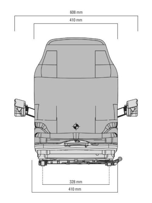 MSG20-Narrow-Grammer-reach-truck-seat