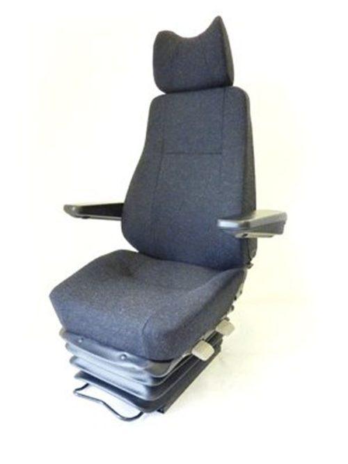 railway driver seats