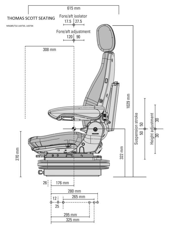 grammer seat armrest 85 parts diagram  seat  auto wiring