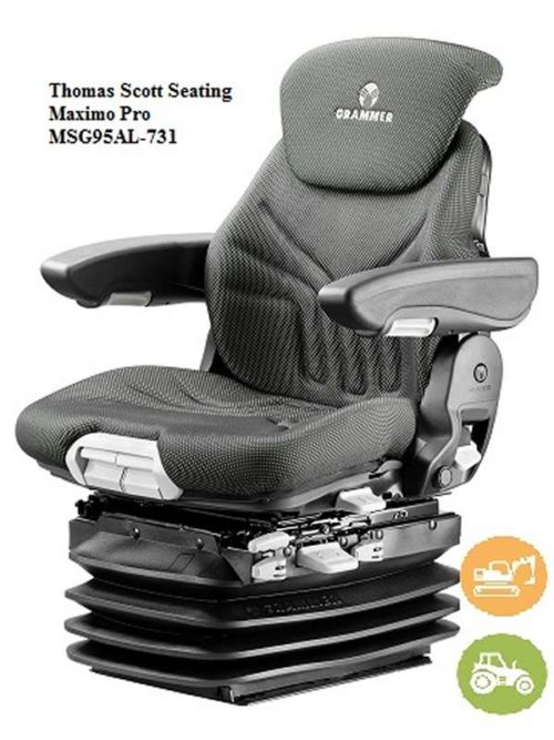 Grammer Maximo Professional seat MSG95A