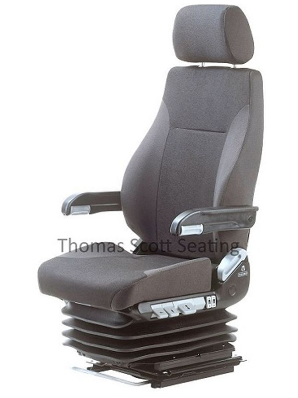 Grammer Crane Seats : Grammer train seat msg suspension great prices and
