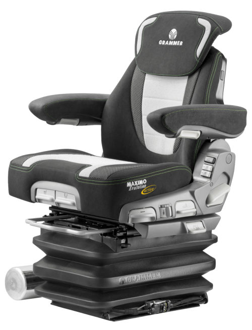 GRAMMER MAXIMO EVOLUTION ACTIVE SEAT