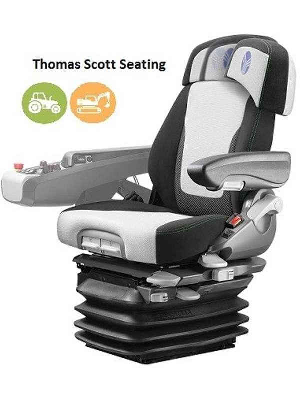 Grammer Crane Seats : Grammer maximo dynamic plus main dealer