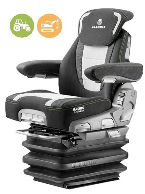 Grammer-Maximo-Evolution-Dynamic-tractor-seat-FENDT-CASE