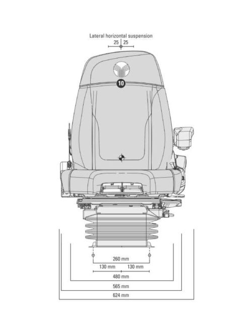 Maximo-Dynamic-Plus-GRAMMER-front-VIEW