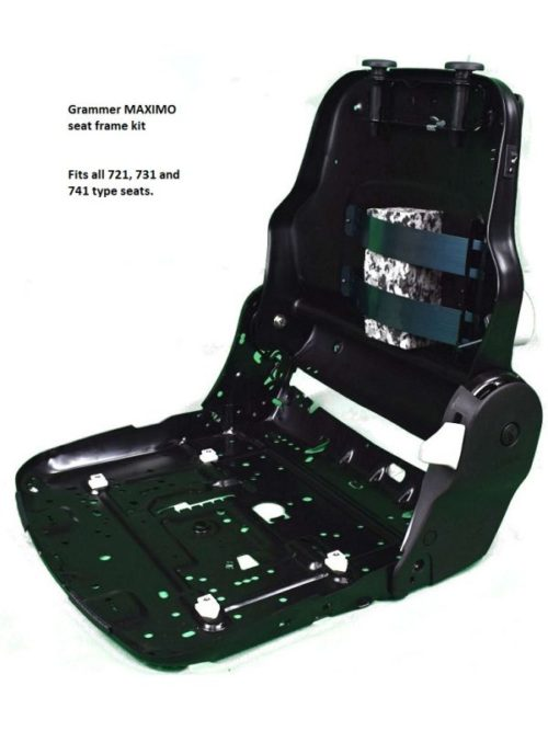 grammer tractor seat frame top
