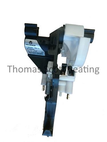Grammer air level valve 1126814