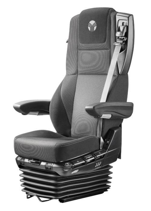 Grammer ROADTIGER seat comfort