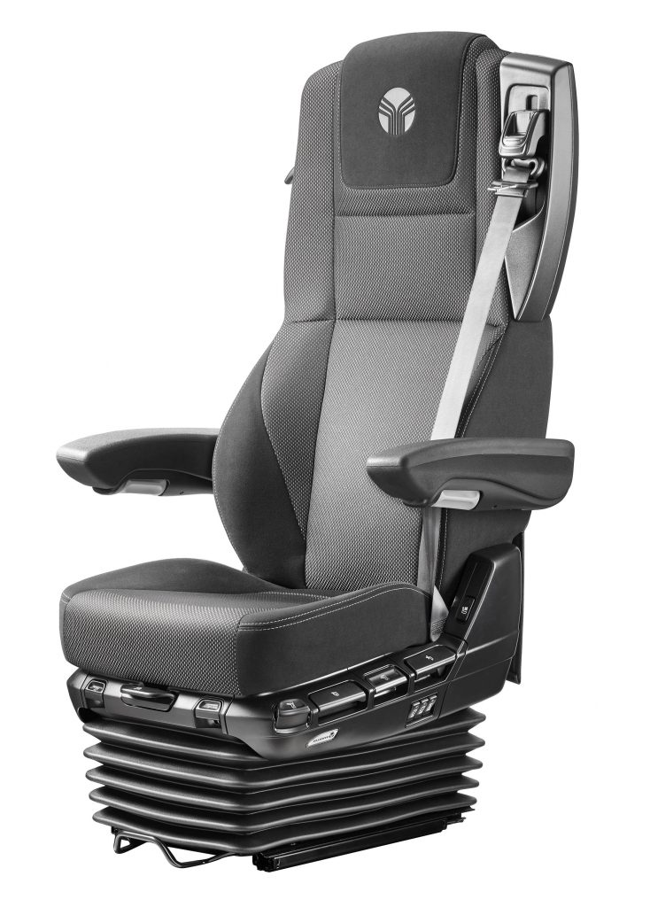 Air Suspension System >> Grammer ROADTIGER seat COMFORT spec - NEW FROM GRAMMER