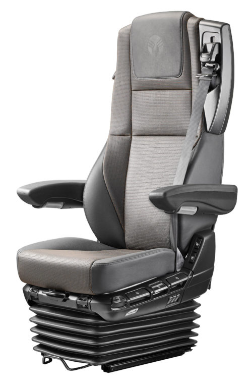 Grammer Roadtiger seat LUXURY leather