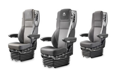 Grammer roadtiger seats