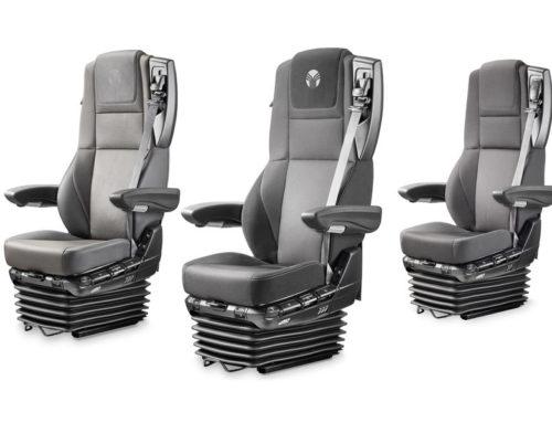 GrammerROADTIGER seats Truck Coach