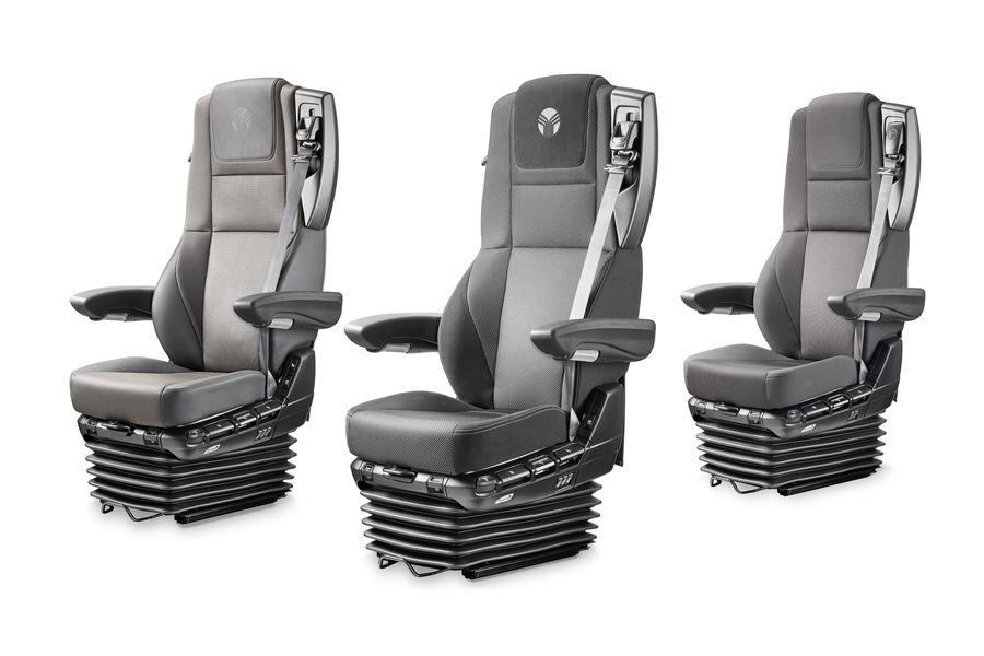 Grammer roadtiger seats