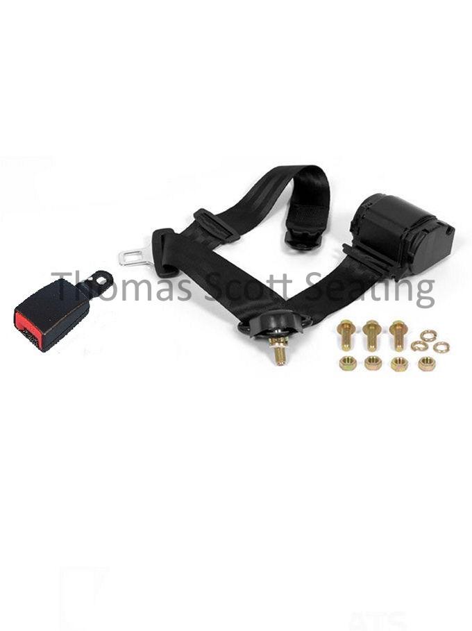 Seat Belt Universal Lap Diagonal Great Range From Large Stocks