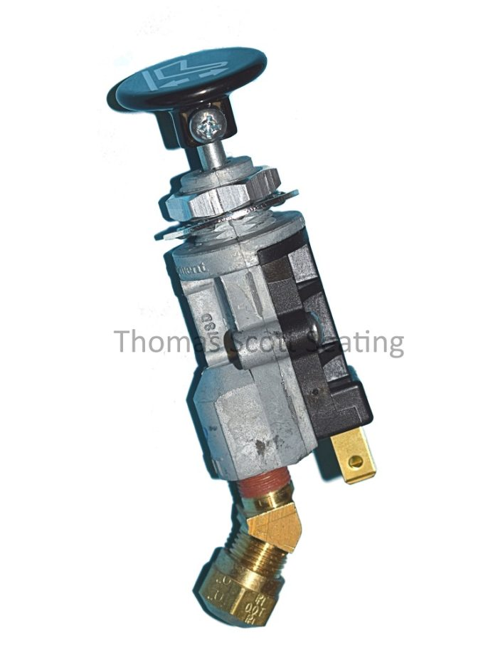 SEARS air valve switch