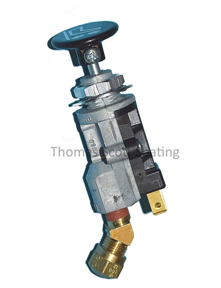 Caterpillar air valve switch 24V