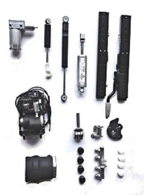 Seat Spare Parts and Accessories