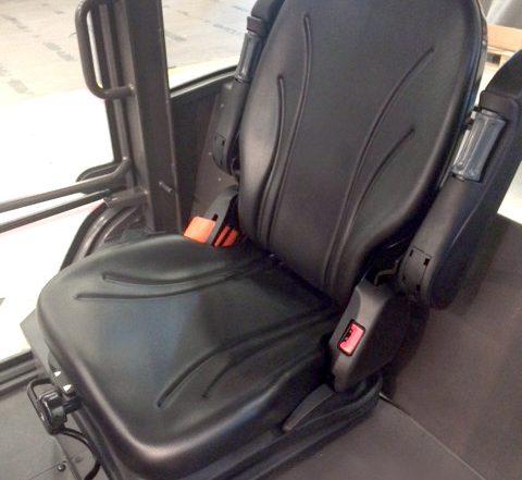 MECALAC fit mgv55 seat